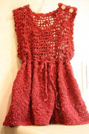 チュニックドレス