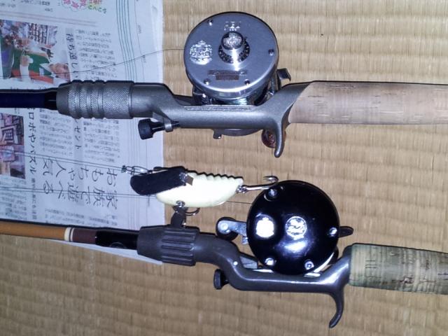 僕の道具とMさんの道具
