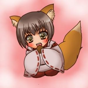 小狐菊しゃんw