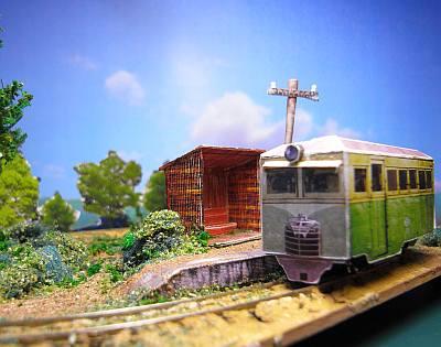 軽便鉄道B5版マイクロレイアウト02