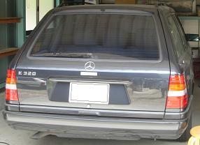W124ワゴン