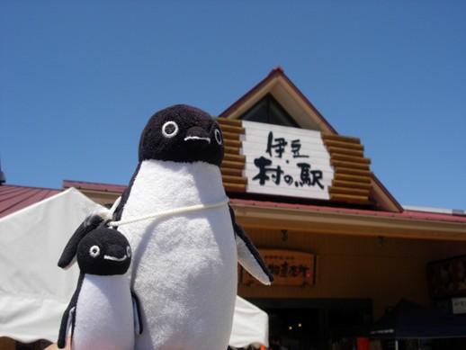 伊豆村の駅1