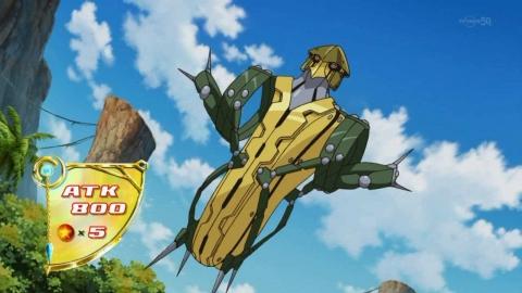 超重武者ビックワラ-G