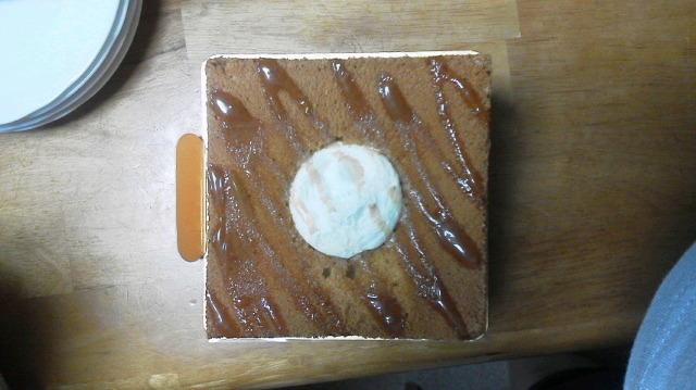 20110501五穀 シフォンケーキ