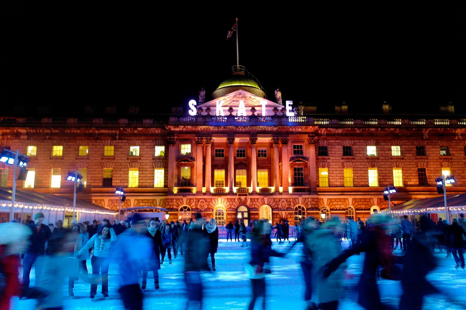Tiffany Skate Somerset House - 05