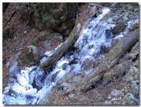凍った滝-1-