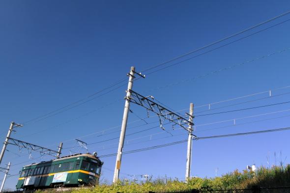 2013/12/23 阪堺電軌上町線 神ノ木