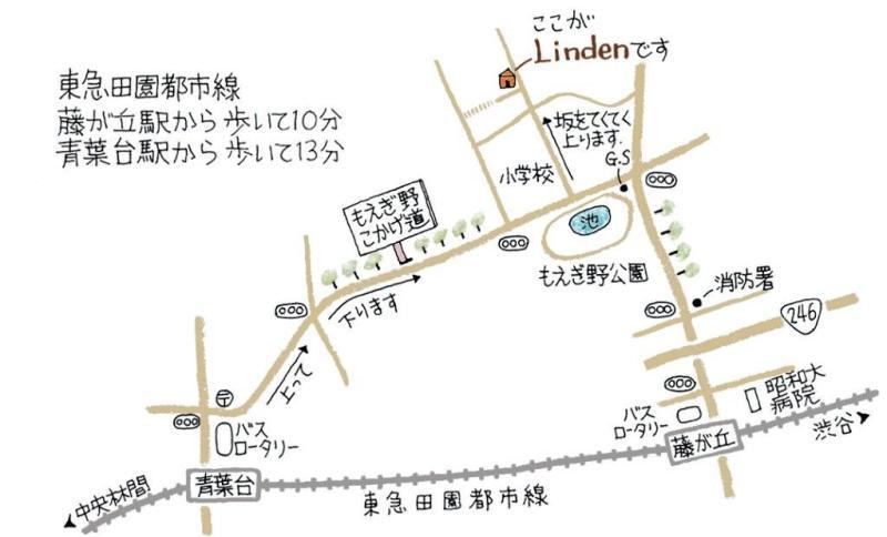 リンデン地図