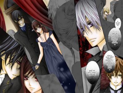 vampire knight42