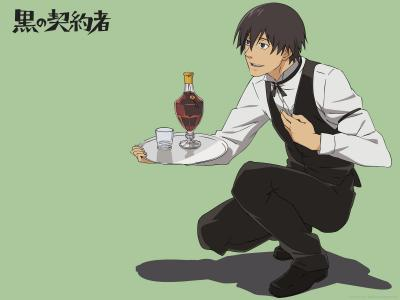DARKER THAN BLACK9