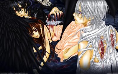 Vampire knight82
