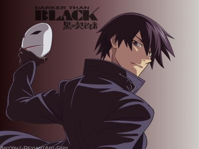 DARKER THAN BLACK hei1