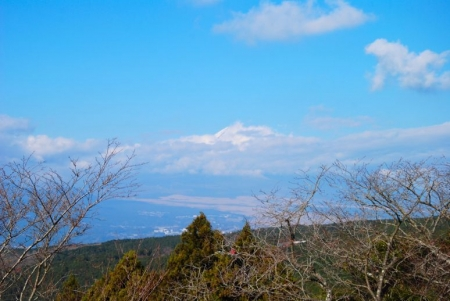 009 物見台からの富士山