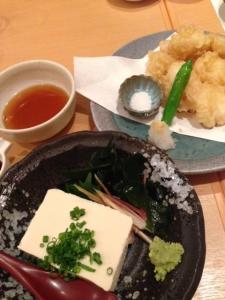 豆腐タコフリッター