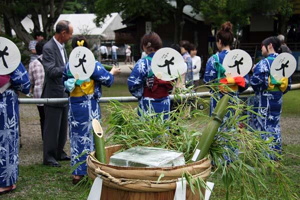 大安寺 竹供養(2008年)1