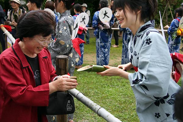 大安寺 竹供養(2008年)2