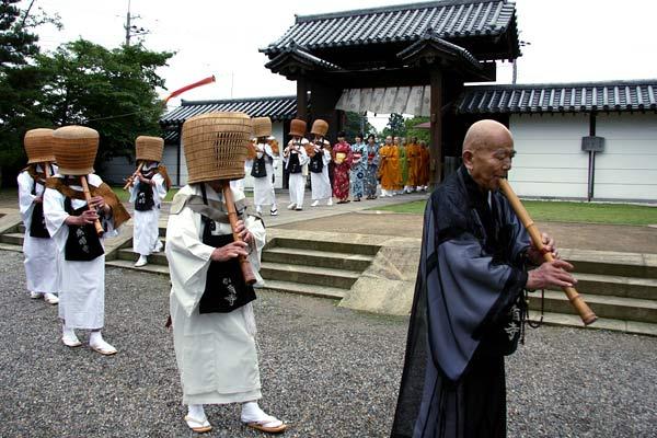 大安寺 竹供養(2008年)3