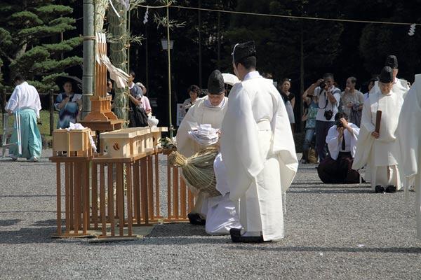 大神神社 茅の輪くぐり5