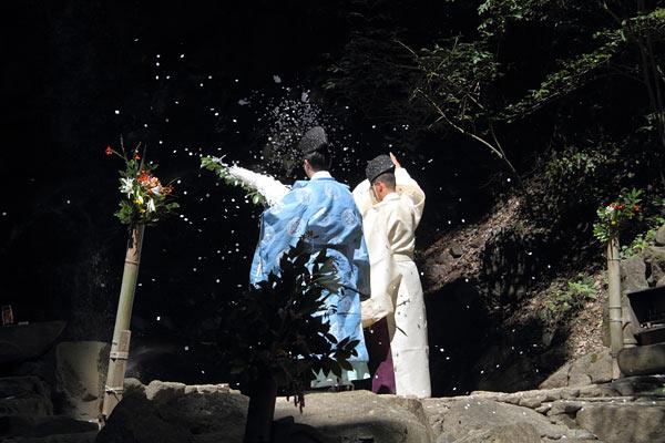 桃尾の滝3