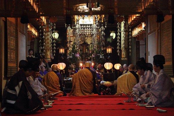 帯解寺 子安地蔵会3