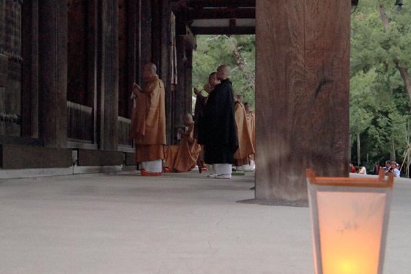 唐招提寺 観月会1