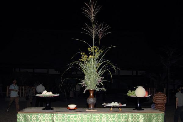 唐招提寺 観月会6