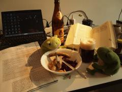 literatur und bier