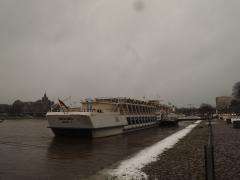 Dampfschif Dresden
