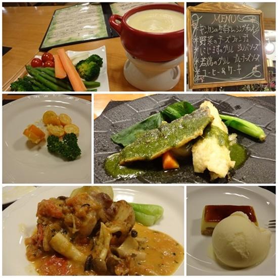 20131223 ディナー