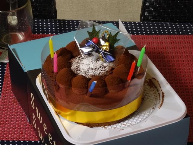 24日 ケーキ