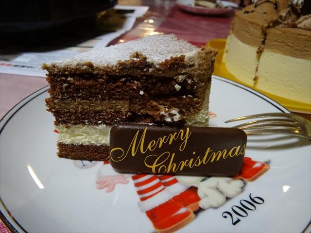 25日 ケーキ 2