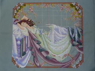 Mirabilia Sleeping Beauty 1