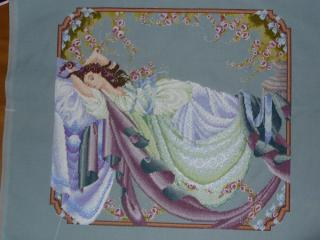 Mirabilia Sleeping Beauty 4