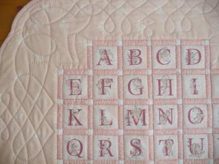 アルファベットタペストリー3