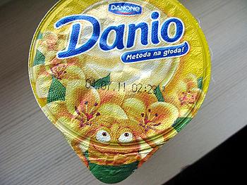 ダノンヨーグルト