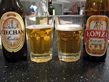 ハチミツビール