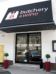 Butchery and Wine