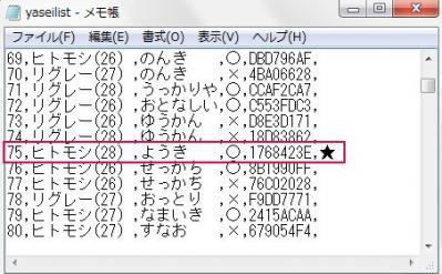 色違いyasei1