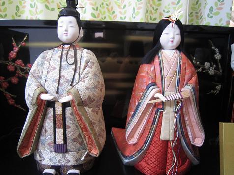 お雛様2012 1