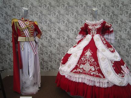 宝塚ドレス