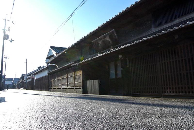 近江八幡の街②