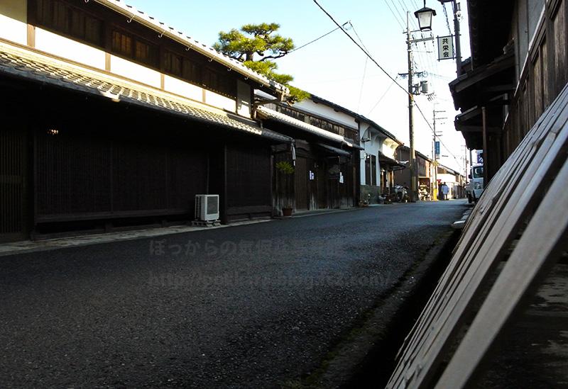 近江八幡の街①