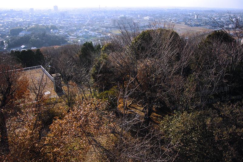 冬の八ッ面山
