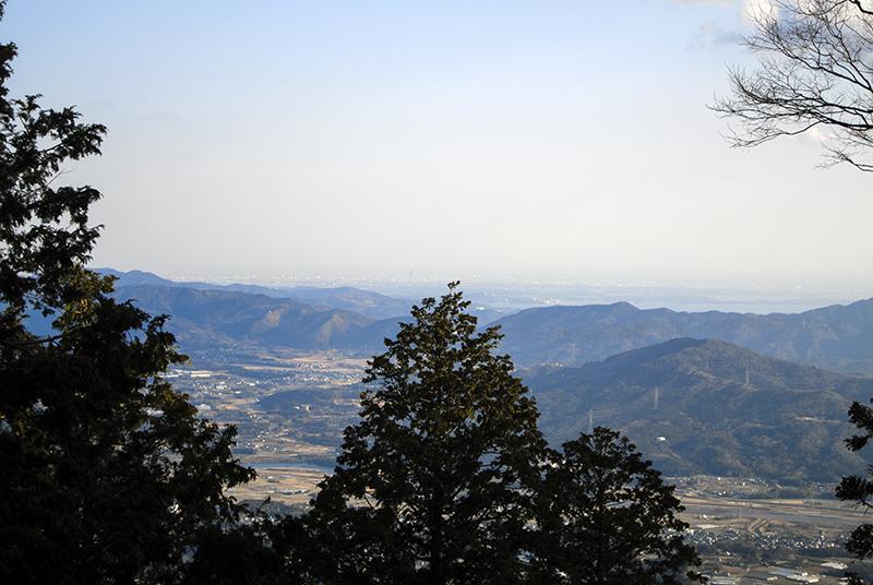 砥鹿神社:奥宮(初詣)