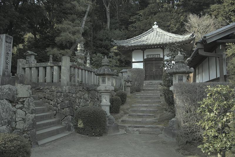 華蔵寺:冬
