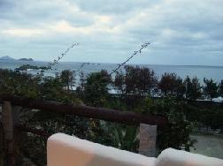 糸島の海 夕暮れ