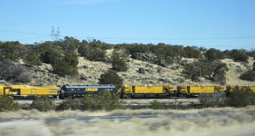 サンタフェ鉄道2