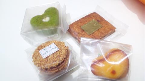 ポタジエ焼き菓子