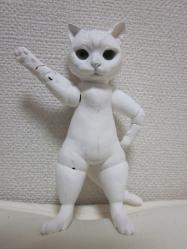 猫さん仮組み①