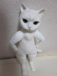 猫さん仮組み②
